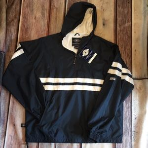 Charles River New Pullover Lined Windbreaker XL